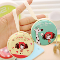 [ animal island ] Mini Coin Bag dompet handsfree dompet koin
