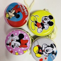 [ MICKY ] Mini Coin Bag dompet handsfree dompet koin