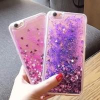 Glitter Water Case Oppo F7 F5 F3 F1S A39 Fashion Casing Glitter Love