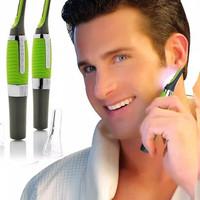microtouch max alat cukur rambut mini elektrik multifungsi