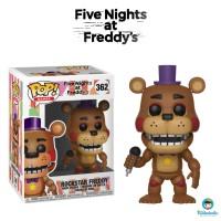 Funko POP! Games FNAF 6 Pizzeria Simulator - Rockstar Freddy #362