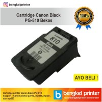 Cartridge Canon PG810 HItam Chip Detect Head Garis Canon Ip2770 Mp287