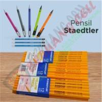 Edisi terbatas - Pencil Steadler YELLOW 2B - MALANG