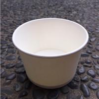 Paper Bowl 500ml (17oz) / Mangkok Kertas 500ml TANPA TUTUP - per25pcs