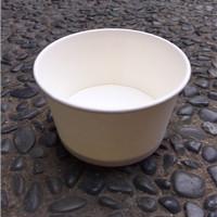 Paper Bowl 360ml (12oz) / Mangkok Kertas 360ml TANPA TUTUP - per25pcs