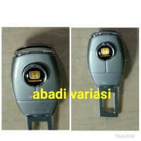 Colokan Safety Belt 2 in 1 Honda All New Brio 2018