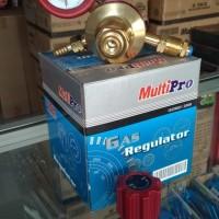Regulator Acetylene Multipro
