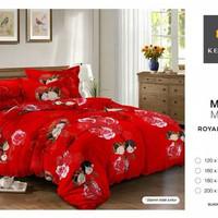 Bed Cover Kendra Modern - Royal Wedding