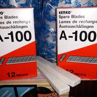 Isi cutter merk Kenko A-100