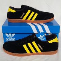 Adidas Hamburg Black Yellow
