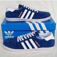 Adidas Hamburg Blue White