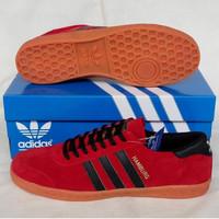 Adidas Hamburg Red Black