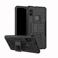 Realme 3 Armor Case XPHASE Standing Rugged Shockproof Protection