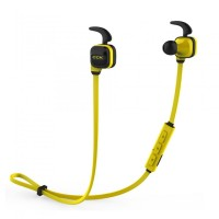 Original Bluedio CCK KS Bluetooth 4.1 Wireless Earphone Yellow