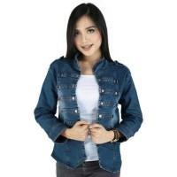 Jacket Denim Jaket Trendy Wanita Raindoz RNU 120