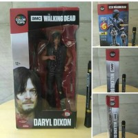 Mainan action figure THE WALKING DEAD DARYL DIXON by mcfarlane statue
