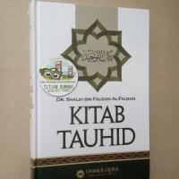 Original | Buku KITAB TAUHID | Hard Cover Best Seller | Shalih Fauzan