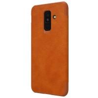 Nillkin Original Qin Series Leather for Samsung Galaxy A6 Plus 2018