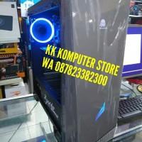 PC CPU RAKITAN GAMING & DESIGN COFEELAKE CORE I3 8100 GTX 1060 3GB D5