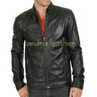 jaket kulit domba asli 100%