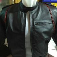 jaket kulit asli 100%