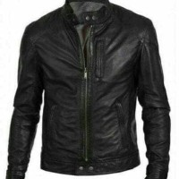 jaket kulit domba 100% asli