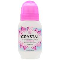 Crystal Roll-On Body Deodorant, Fragrance Free (66 ml)