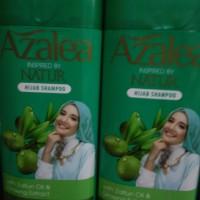 Shampo hijab Azalea natur, isi 180 ml