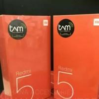 Xiaomi Redmi 5 3/32 RAM 3GB ROM 32GB-Grs. Resmi TAM-Gold & Black