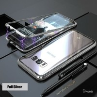 S8 case 2in1 magnet magnetic back glass samsung galaxy S8 S 8