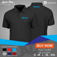 Poloshirt / Polo Kaos Olahraga Mizuno Murah Best Quality - ashagy