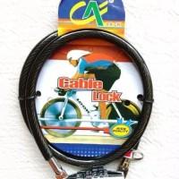 Kunci Sepeda - Bicycle Lock