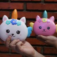 Squishy Unicorn gepeng lucu free packaging