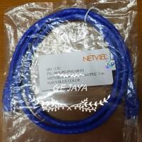 Patch Cord UTP Netviel Cat-6 1M