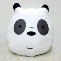Boneka We Bare Bear Size Xtra Large (60 cm) - Panda Face