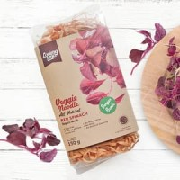 Ladang Lima Mie Bayam Merah Red Spinach Vegie 150 g Low Fat Egg Free