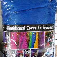 ALAS BULU / BIRU TUA / DASHBOARD COVER UNIVERSAL / DASHBOARD / BULU
