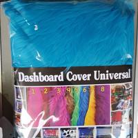 ALAS BULU / BIRU MUDA / DASHBOARD COVER UNIVERSAL / DASHBOARD / BULU