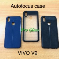 C102 VIVO V9 Auto Focus Case Premium Silicon Autofocus
