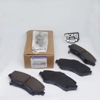 Kampas Rem Depan JK / Brake Pad Front Ori Mopar For Jeep JK Wrangler