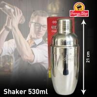 Shaker Stainless 530-Alat Pengocok Minuman