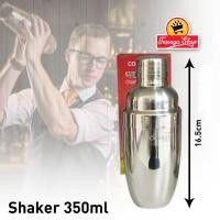 Shaker Stainless 350ml-Alat Pengocok Minuman