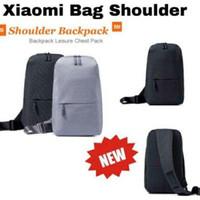 Tas Selempang Slempang Xiaomi Anti Maling Import - Sling Bag Premium