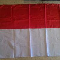 Bendera merah putih ukuran 90 x 60 cm