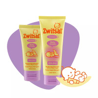 Zwitsal diaper rash cream