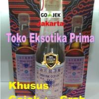 Minyak Gosok cap Tawon Super (tutup putih) 330 ml