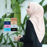 Pasmina instan-Jilbab instan-Pastan-Hijab instan mutiara salwa