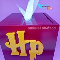 Kotak tissue harry potter