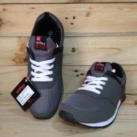Sepatu Ardiles Running SONGA - Abu-abu, 39