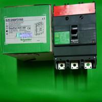 MCCB EZC250F 18kA 3P 160A